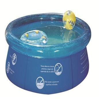 Piscina Circular Mor Splash Fun 001048 1.000l