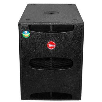 Caixa Acústica Leacs Ativa 600 W Rms Sb1200