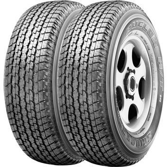 Pneu Bridgestone Dueler H/t 840 265/70 R16 112s - 2 Unidades