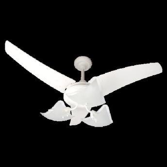 Ventilador de Teto 3 Pás Arge Lúmina Branco 112cm - 110v