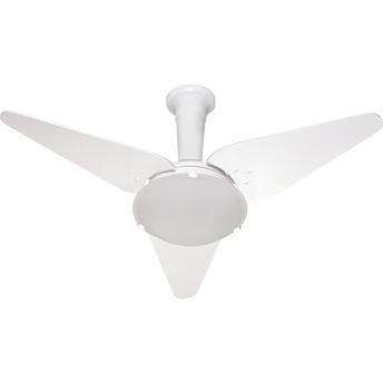 Ventilador de Teto 3 Pás Tron Omena Branco 110cm - 110v