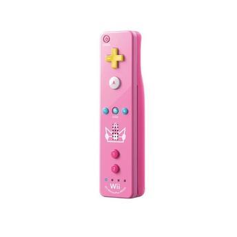 Controle Joystick Remote Plus Edição Peach Nintendo