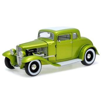 Carrinho Ford 1932 Five Window Grand National Deuce Series 1:18 Gmp