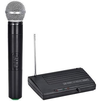 Microfone Sem Fio Ls801uhf Leson