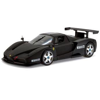 Carrinho Ferrari Enzo Test Car Monza 2003 Hot Wheels Elite 1:18 Mattel