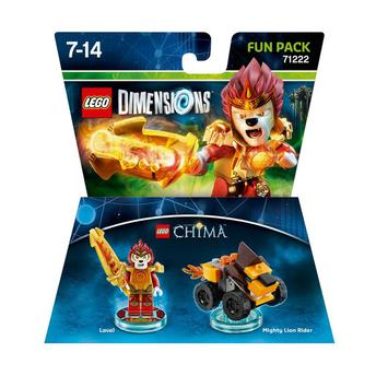 Lego Dimensions Laval 71222