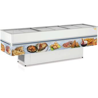 Freezer Gelopar 819 Litros Adesivado 6 Portas - 220v - Gesv-290