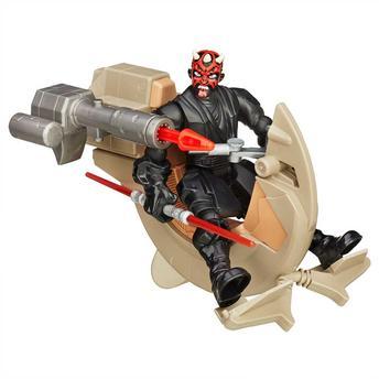 Veículo Speeder - Star Wars - Episódio Vii - Darth Maul Hasbro