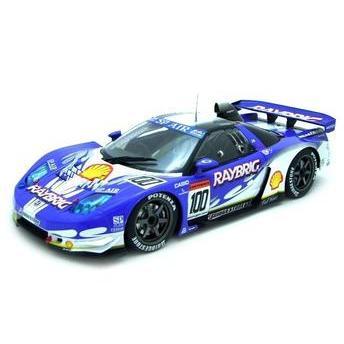 Carrinho Honda Nsx 2004 Raybring Jgtc 1:18 Autoart