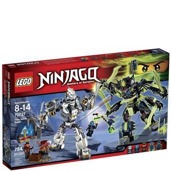 Lego Ninjago Combate de Robô Titã 70737