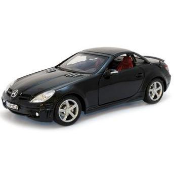 Carrinho Mercedes Benz Slk55 Amg 1:18 Motormax