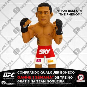 Boneco Ufc Best Sellers: Vitor Belfort Sky Round5figures
