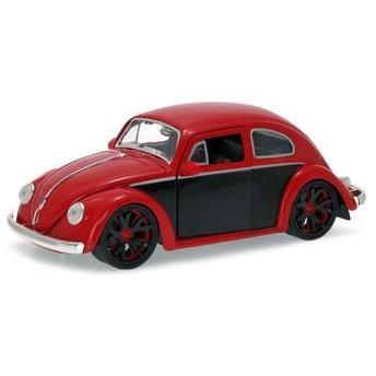 Carrinho Volkswagen Fusca Beetle 1959 1:24 Jada Toys