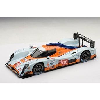 Carrinho Lola Aston Martin Lmp1 008 2009 1:18 80907 Autoart
