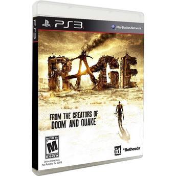 Jogo Rage - Playstation 3 - Bethesda