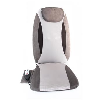 Massageador Assento Shiatsu Bivolt Cinza Supermedy