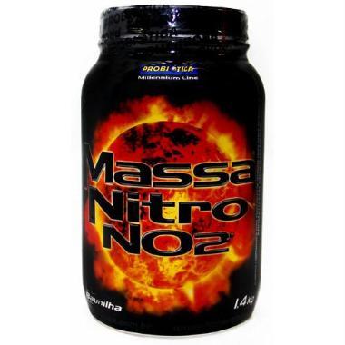 Massa Nitro No2 1,4kg Chocolate Probiotica