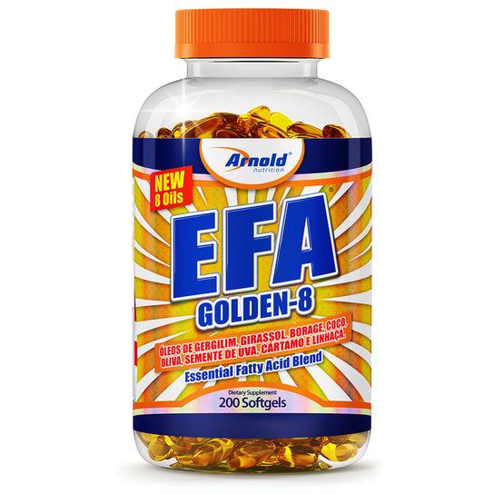 Arnold Nutrition Efa Golden 8 200 Cápsulas