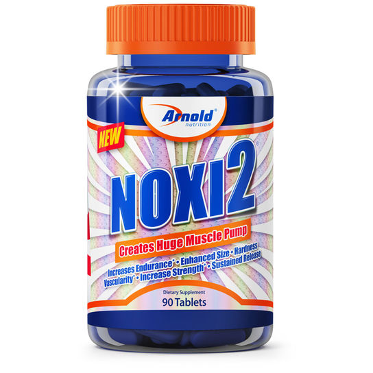Noxi Fusion 1100g Arnold Nutrition