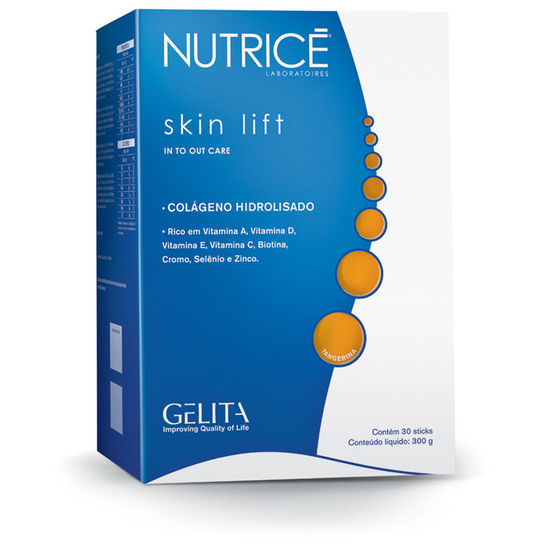 Gelita Skin Lift 30 Sticks Laranja