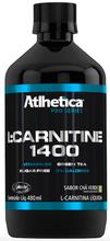 Atlhetica Nutrition L-carnitine 1400 480ml Chá Verde