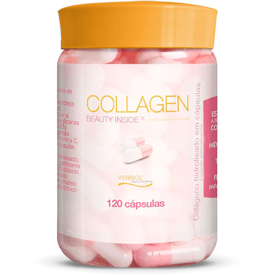 Probiotica Collagen Beauty Inside 120 Cápsulas