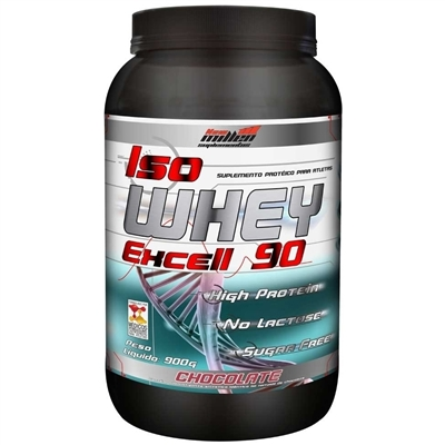 Iso Whey Excell 90 900g New Millen