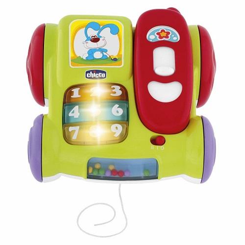 Telefone Musical Com Luzes Chicco