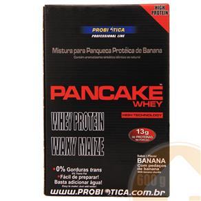 Pancake Protein 600g Maçã Com Canela Probiotica