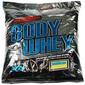 100% Whey Protein 900g Morango - Refil Body Action