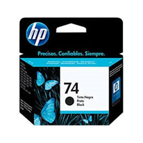 Cartucho Hp 74 6ml Preto Cb335wb