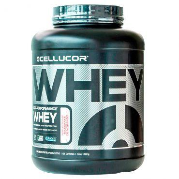 Whey Protein Cor Performance 1,8kg Morango Cellucor