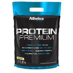 Protein Premium 1,8kg Baunilha - Refil Atlhetica Nutrition