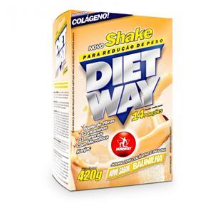 Diet Way 420g Morango Midway