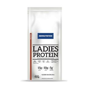 Ladies Protein 900g Baunilha New Nutrition