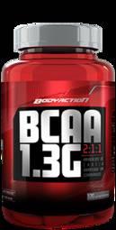 Bcaa 1.3g - 120 Cápsulas Body Action