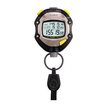 Cronômetro Preto/rosa - 100 Voltas Hs-70w Casio