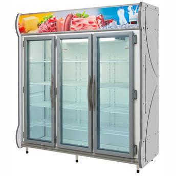 Geladeira/refrigerador 1200 Litros 3 Portas Branco - Kofisa - 110v - Kas-3pc