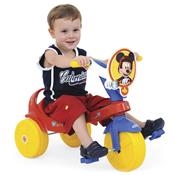Triciclo Mickey Vermelho/azul/amarelo Xalingo 1820.9