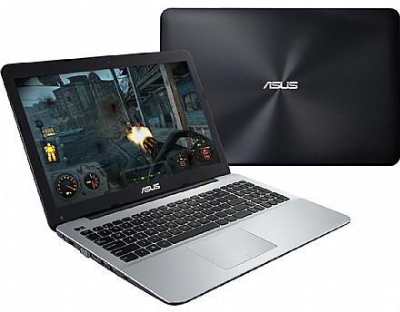 Notebook Asus X555lf-bra-xx190t Notebook I7-5500u 3.00ghz 10gb 1tb Geforce 930m Windows 10 15,6