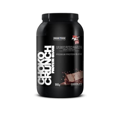 Choko Crunch Protein Shake 900g Probiotica