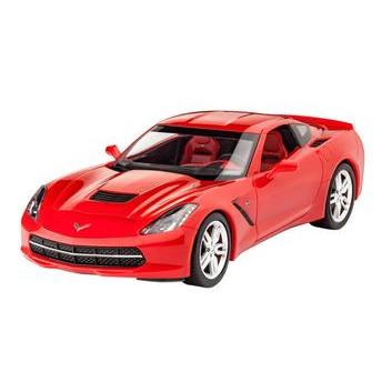 Corvette Stingray 2014 1:25 07060 Revell - Automodelismo
