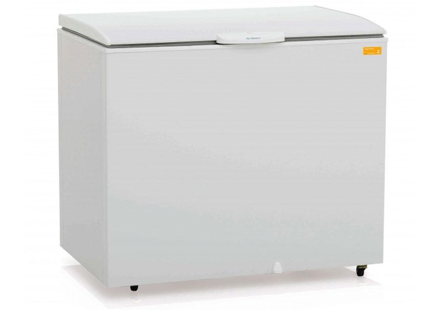 Freezer Gelopar 310 Litros Branco 1 Porta - 110v - Ghba-310