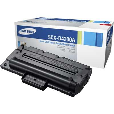 Toner Samsung Preto Scx-d4200a/xaz