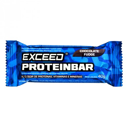 Exceed Protein Bar Chocolate - 1 Unidade Advanced Nutrition