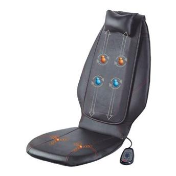 Massageador Assento Shiatsu Car Evolution 220v Cinza Quality Brasil Qb024