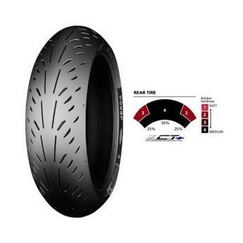 Pneu Traseiro Michelin Power Super Sport 180/55 R17 73w