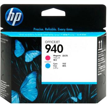 Cartucho Hp 940 49ml Ciano e Magenta C4901a