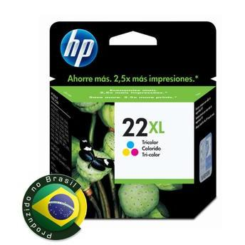 Cartucho Hp Hp 21xl 17ml Colorido C9352cb