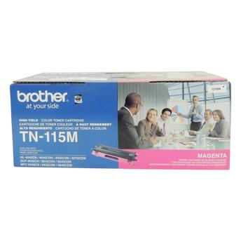 Toner Brother Magenta Tn-115m